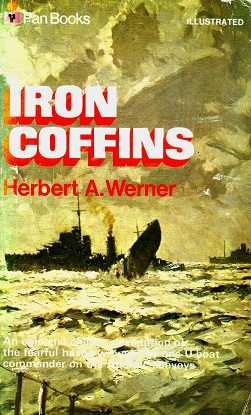 Secondhand Used Book - IRON COFFINS by Herbert A Werner