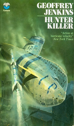 Secondhand Used Book - HUNTER KILLER by Geoffrey Jenkins
