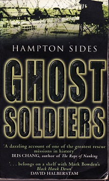 Secondhand Used Book - GHOST SOLDIERS by Hampton Sides