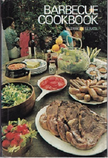 Secondhand Used Book - BARBECUE COOKBOOK by Elizabeth Sewell