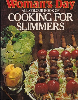 Secondhand Used Book - WOMAN'S DAY ALL COLOUR BOOK OF COOKING FOR SLIMMERS