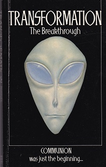 Secondhand Used Book - TRANSFORMATION THE BREAKTHROUGH by Whitley Strieber