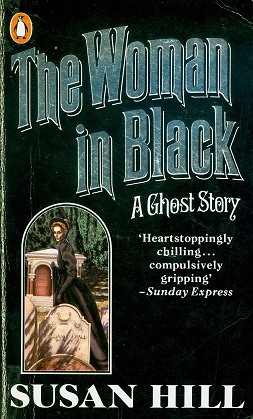 Secondhand Used Book - THE WOMAN IN BLACK by Susan Hill