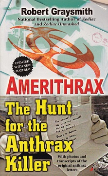 Secondhand Used Book - AMERITHRAX by Robert Graysmith
