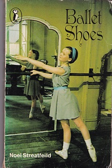 Secondhand Used Book - BALLET SHOES by Noel Streatfeild