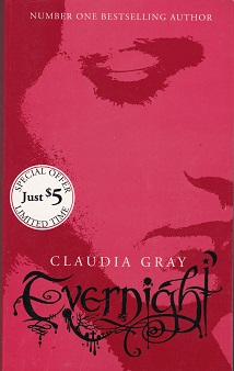Secondhand Used Book – EVERNIGHT by Claudia Gray