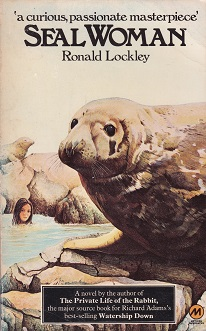 Secondhand Used Book – SEAL WOMAN by Ronald Lockley