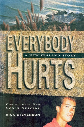 Secondhand Used Book - EVERYONE HURTS by Rick Stevenson