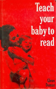 Secondhand Used Book - TEACH YOUR BABY TO READ by Glenn Doman