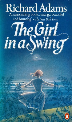 Secondhand Used Book - THE GIRL IN A SWING by Richard Adams