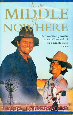 Secondhand Used Book - IN THE MIDDLE OF NOWHERE by Terry Underwood