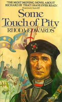Secondhand Used Book - SOME TOUCH OF PITY by Rhoda Edwards