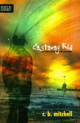 Secondhand Used Book - CASTAWAY KID by R.B. Mitchell