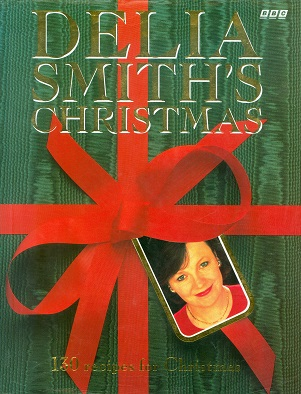Secondhand Used Book - DELIA SMITH'S CHRISTMAS