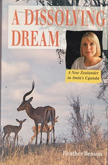 Secondhand Used Book – A DISSOLVING DREAM by Heather Benson