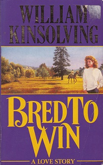 Secondhand Used Book – BRED TO WIN by William Kinsolving