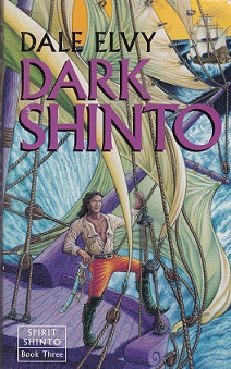 Secondhand Used Book – DARK SHINTO: SPIRIT SHINTO BOOK 3 by Dale Elvy