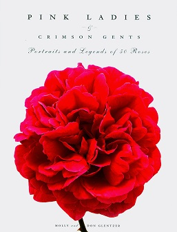 Secondhand Used Book - PINK LADIES & CRIMSON GENTS: PORTRAITS AND LEGENDS OF 50 ROSES by Molly Glentzer
