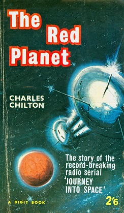 Secondhand Used Book - THE RED PLANET by Charles Chilton