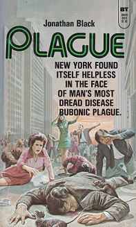 Secondhand Used Book – PLAGUE by Jonathan Black