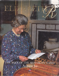 Secondhand Used Book - ELIZABETH R by Antony Jay