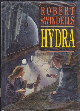 Secondhand Used Book - HYDRA by Robert Swindells