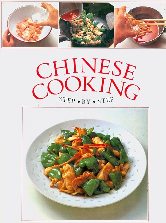 Secondhand Used Book - CHINESE COOKING STEP BY STEP
