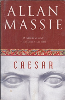 Secondhand Used Book - CAESAR by Allan Massie