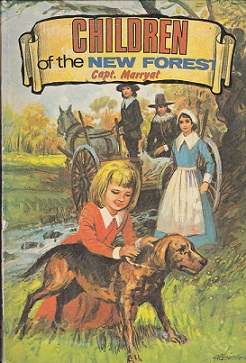 Secondhand Used Book - CHILDREN OF THE NEW FOREST by Capt Marryat