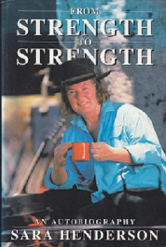 Secondhand Used Book - FROM STRENGTH TO STRENGTH by Sara Henderson