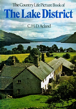 Secondhand Used Book - THE COUNTRY LIFE PICTURE BOOK OF THE LAKE DISTRICT by CHD Acland