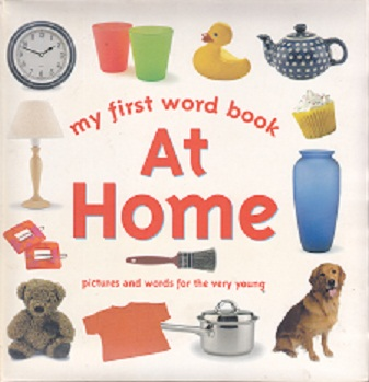 Secondhand Used Book - MY FIRST WORD BOOK: AT HOME