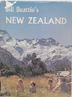 Secondhand Used Book - BILL BEATTIE'S NEW ZEALAND