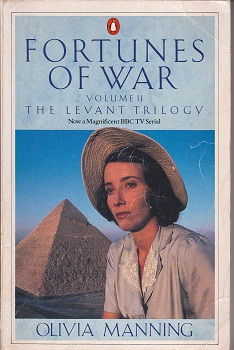 Secondhand Used Book - FORTUNES OF WAR by Olivia Manning