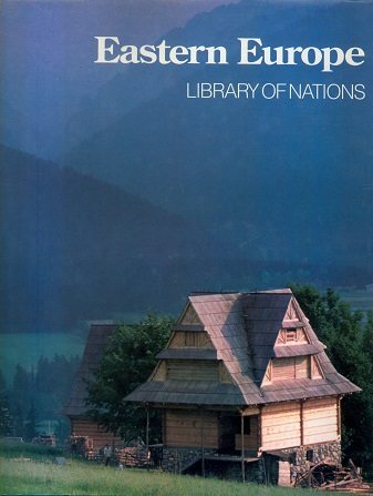 Secondhand Used Book - EASTERN EUROPE by Library of Nations