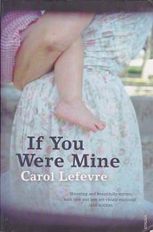 Secondhand Used Book - IF YOU WERE MINE by Carol Lefevre