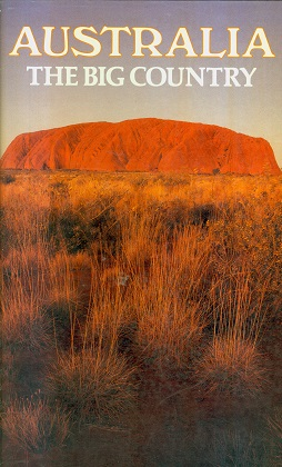 Secondhand Used Book - AUSTRALIA: THE BIG COUNTRY