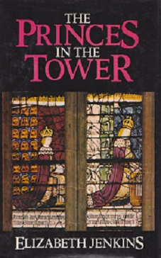 Secondhand Used Book - THE PRINCES IN THE TOWER by Elizabeth Jenkins