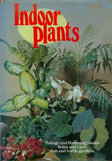 SecondhandUsed  book -  Indoor Plants
