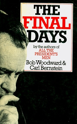 Secondhand Used book - THE FINAL DAYS by Bob Woodward and Carl Bernstein
