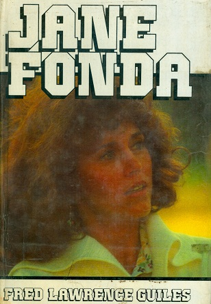 Secondhand Used book - JANE FONDA by Fred Lawrence Guiles