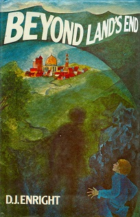 Secondhand Used book - BEYOND LAND'S END by D.J. Enright