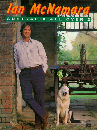 Secondhand Used book - AUSTRALIA ALL OVER 2 by Ian McNamara