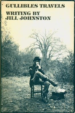 Secondhand Used book - GUILLIBILES TRAVELS by Jill Johnston