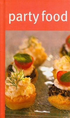 Secondhand Used Book - BEST EVER PARTY FOOD