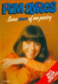 Secondhand Used Book - SOME MORE OF ME POETRY by Pam Ayres