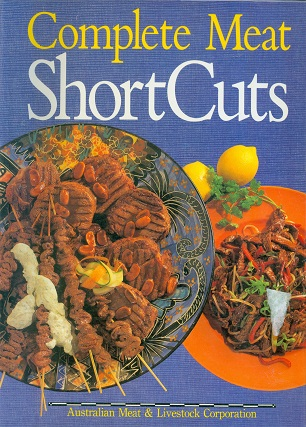 Secondhand Used Book - COMPLETE MEAT SHORT CUTS