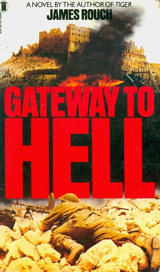 Secondhand Used Book - GATEWAY TO HELL by James Rouch