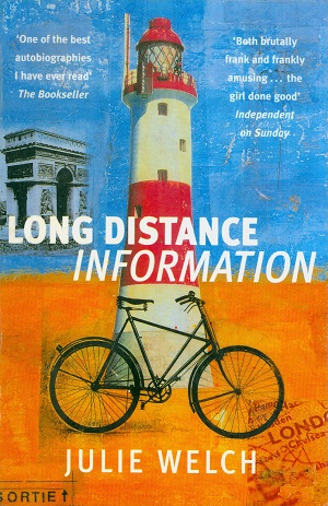 Secondhand Used Book - LONG DISTANCE INFORMATION by Julie Welch