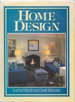 Secondhand Used Book - HOME DESIGN by Lorrie Mack and Jose Manser